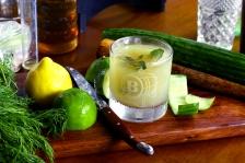The Cocktail Corner's Botanist's Brew