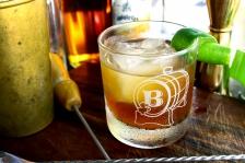 The Cocktail Corner's Island Fashioned