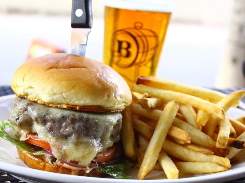 Batch Brisket Burger