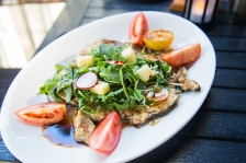 Grilled Chicken Paillard