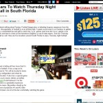 CBS Miami - Top Bars To Watch Thursday Night Football in South Florida