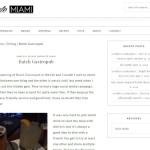 Marinate Miami - Batch Gastropub